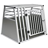 EUGAD Dog Car Crates Transport Box Dog Cage Pet Cat Travel Kennel