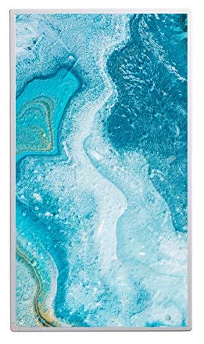 450W/600W/800W/1000Watt Infrarotheizung mit TÜV - Bildheizung Abstrakte Kunst - Smart Home Digitalthermostat per Handy/App steuer- und programmierbar (IOS und Android) 1100 Handy