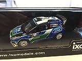 Unbekannt 1:43 Rally Auto Ford Fiesta RS WRC Sordo Rally Argentina 2012 1:43 IXO Rallye RAM516