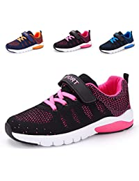 MAYZERO Kids Tennis Shoes Casual Walking Shoes Lightweight Breathable Running Shoes Fashion Sneakers for Boys and Girls