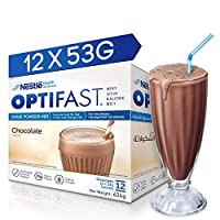 Optifast Very Low Calorie Diet Shake Chocolate Flavor, 636g