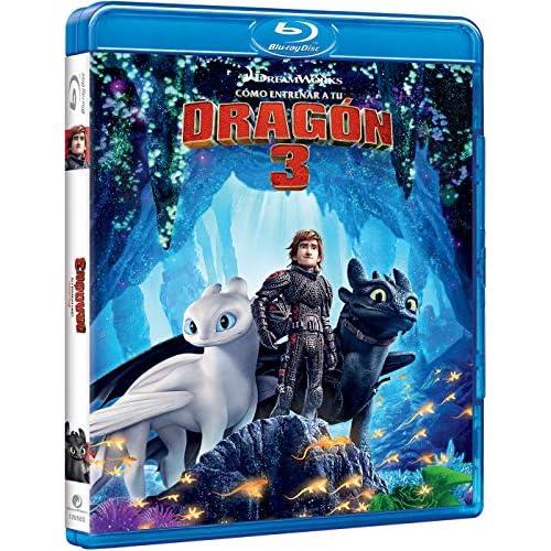 Cómo Entrenar A Tu Dragon 3 [Blu-ray] 7
