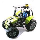 LEGO ® - Technc - Trecker Tracktor 9393 - evtl. nicht vollständig - Teile wie auf dem Foto - LEGO