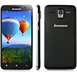 Lenovo Golden Warrior A8 A806 - Smartphone, color negro