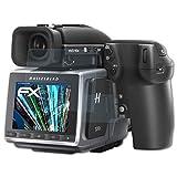 atFoliX Anti-Choc Film Protecteur pour Hasselblad H6D Film Protecteur - Set de 3 FX-Shock-Clear Absorbant Les Chocs Ultra Clair Film Protection d'écran