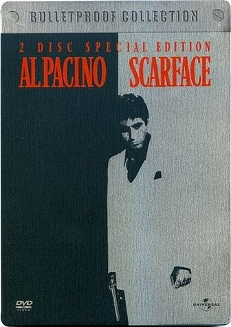 Scarface (Special Edition, 2 DVDs im Steelbook) -