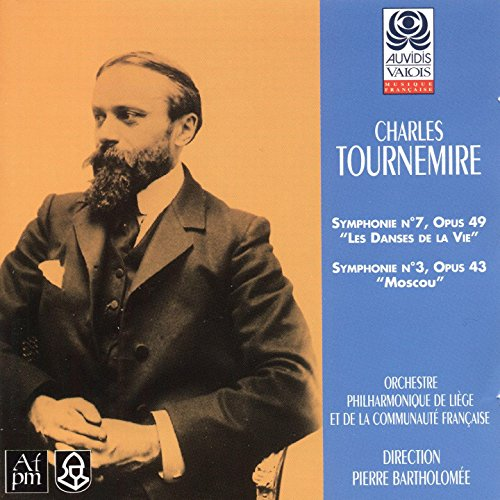 Charles Tournemire: Symphonies...