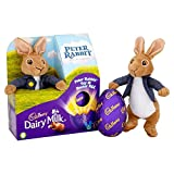 Cadbury Dairy Milk Peter Rabbit Toy and Easter Chocolate...