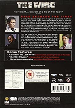The Wire: Complete Hbo Season 5 [Dvd] 1