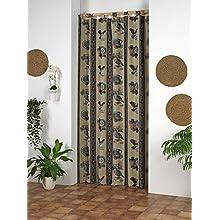 Martina Home Perdiz Curtain Panels Foil, Unique, 140 x 262