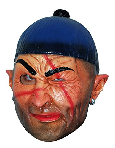 x Kopf Gesicht Maske Pirat Maske ()