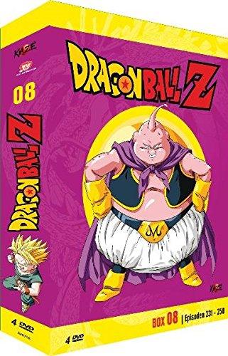 Dragonball Z - Box 8/10 (Episoden 231-250) [4 DVDs]