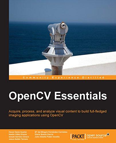 OpenCV Essentials (Opencv C)