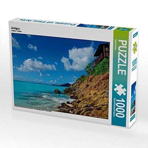 Antigua 1000 Teile Puzzle quer