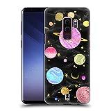 Head Case Designs Pianeti Galassia Marmorea Cover Retro Rigida per Samsung Galaxy S9+ / S9 Plus
