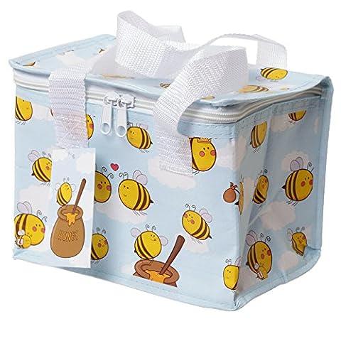 Stallion® abeilles Motif Lunch Box Sac isotherme