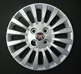 Set von 4New Radzierblenden für Fiat Punto 21999> mit original Felgen in 35,6cm