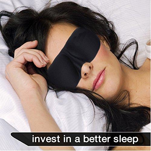 Eye Mask / Sleep Mask - Sleeping Masks for Men & Women