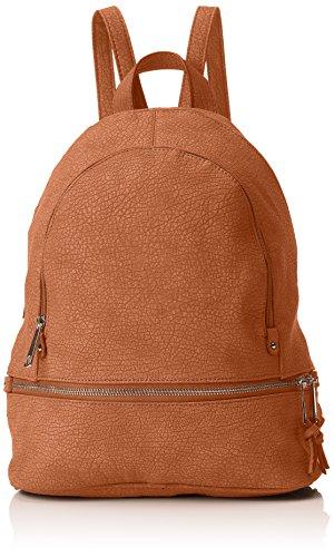 Swanky Swans Damen Madrid Zipper Backpack Bag Rucksackhandtasche, 19.6x31x35 cm