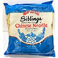 Siblings Pancit Canton Chinese Noodles - 227 gms