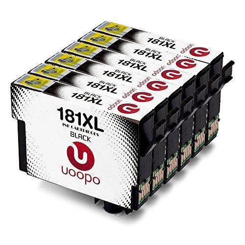 pson 18XL 18 Druckerpatronen Schwarz Kompatibel mit Epson XP-205 XP-215 XP-225 XP-305 XP-302 XP-405 XP-202 XP-422 XP-402 XP-322 XP-102 XP-312 XP-412 XP-415 XP-325 XP-315 XP-212 ()