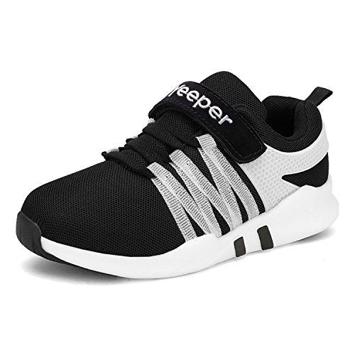 Yeeper Kinder Schuhe Sportschuhe Turnschuhe Wanderschuhe Kinderschuhe Sneakers Laufen Sport Schuhe...