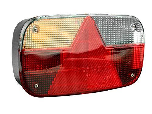 Feu de brouillard arrière droite Antibrouillard Pour Peugeot 3008 2005-2009 neuf