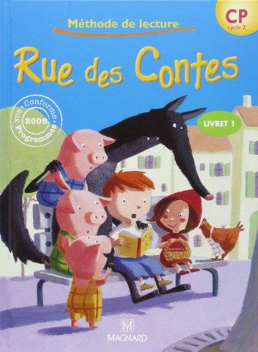 Rue des contes CP. Livret. Per la Scuola elementare: 1