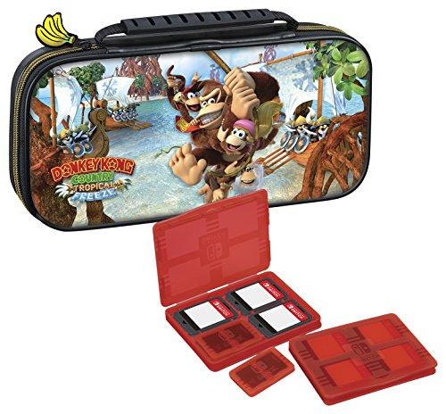 Ardistel - Game Traveler Deluxe Travel Case NNS52A (Nintendo Switch)