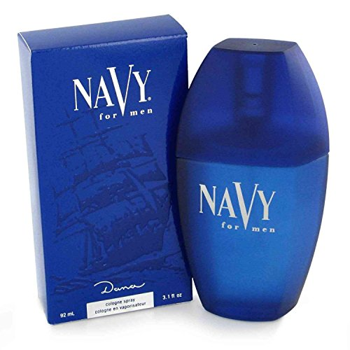 Navy Cologne Spray (Dana Navy Eau de Cologne Vaporisateur/Spray für Ihn 100ml)