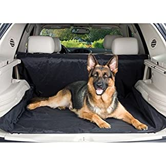Fuloon 150*120CM/59.06*47.24Inch New Waterproof Dog Cat Pad Puppy Pet Car Mat Protective Car Boot Liner Dust Dirt… 8