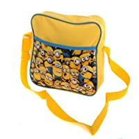 Minions TMMINION001003 School Courier Bag