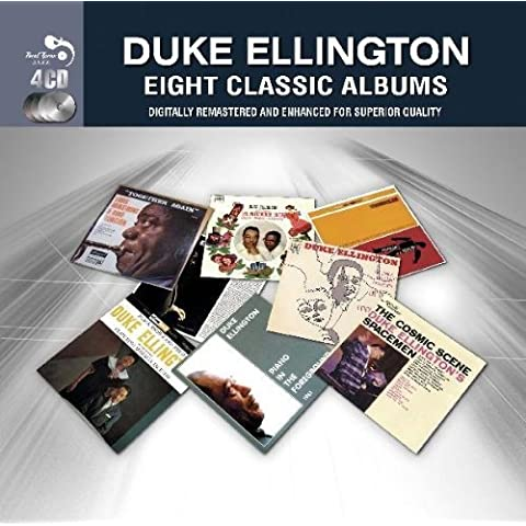 8 Classic Albums Box set, Import Edition by Duke Ellington (2012) Audio CD