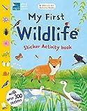 RSPB My First Wildlife Sticker Activity Book (Bloomsbury Activity Books)