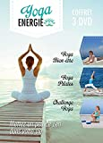 Yoga énergie : Yoga bien-être + Yoga pilates + Challenge Yoga