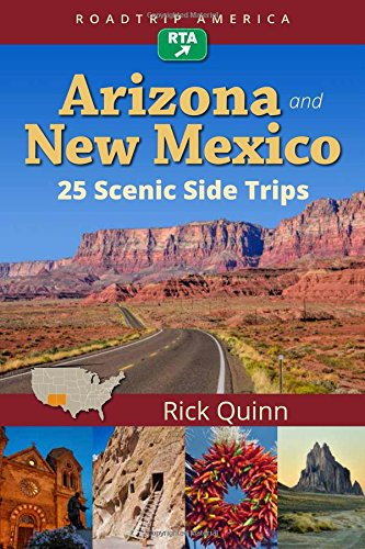 Albuquerque New Mexico (Roadtrip America Arizona & New Mexico: 25 Scenic Side Trips)