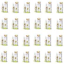 derbe–Zanza Spray 24paquetes de 125ml, Loción antizanzara Natural, con esenciales de citronella, geranio, lavanda, Limón, Bergamota, Romero, Salvia y aceite de andiroba.