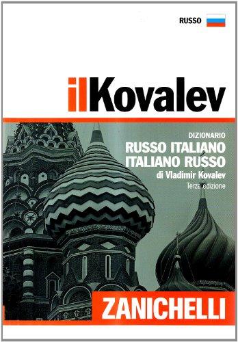 Il Kovalev. Dizionario russo-italiano, italiano-russo