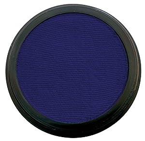Eulenspiegel - Maquillaje Profesional Aqua, 3.5 ml / 5 g, Color Azul Real (353448)