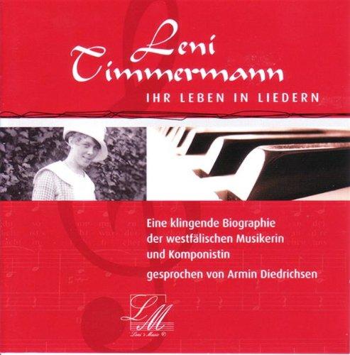 Biografischer Beitrag 5: Das Musikstudium Lenni Timmermanns...