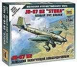 Zvezda - Z6123 - Maquette - Junkers JU87B Stuka - Echelle 1:144