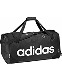adidas Daily Teambag L, Mochila para Hombre, Negro (Negro/Negro/Blanco