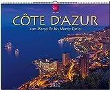 Côte d'Azur ? Von Marseille bis Monte Carlo: Original Stürtz-Kalender 2020 - Großformat-Kalender 60 x 48 cm -