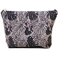Large Grey Makeup Toiletry Bag Cosmetics Travel Storage Gifts for women gifts for her gifts for mum