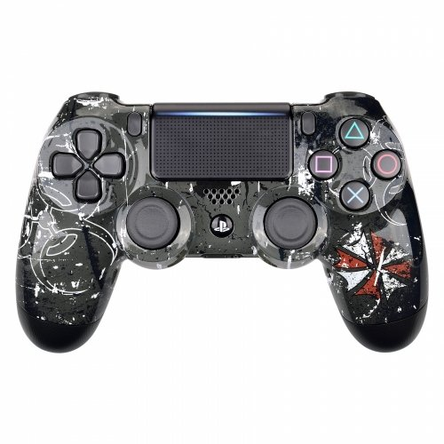 Evil PlayStation 4 V2 (new version) Rapid Fire Modded Controller for Major FPS games: Quick Scope, Drop Shot, Auto Run, Sniped Breath, Mimic, More