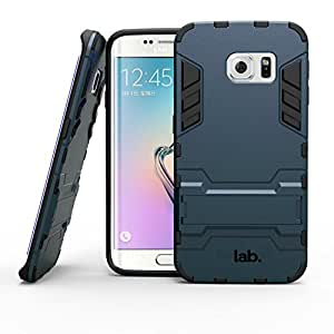 Labrador X1 Samsung Galaxy S6 slim back case cover matte finish with Labrador retail packaging (Midnight Blue)