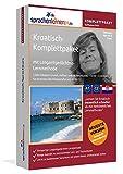 Kroatisch Sprachkurs: Fließend Kroatisch lernen. Lernsoftware-Komplettpaket