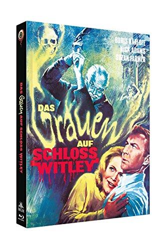 Das Grauen auf Schloss Witley - 2-Disc Limited Collector's Edition Nr.19 (Blu-ray + DVD) -  Limitiertes Mediabook auf 444 Stück, Cover A