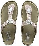 Rieker Women's 64065 Flip Flops