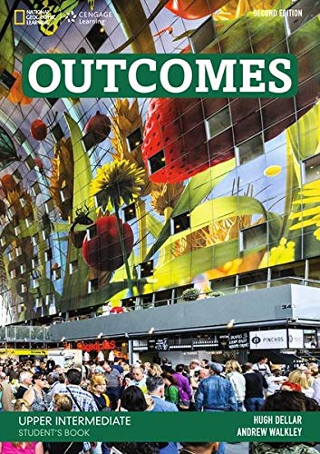 Outcomes - Second Edition: B2.1/B2.2: Upper Intermediate - Student's Book + DVD